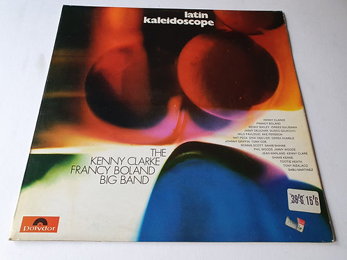 The Kenny Clarke - Francy Boland Big Band ‎– Latin Kaleidoscope