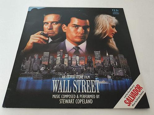 Stewart Copeland / Georges Delerue – Wall Street / Salvador