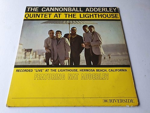 The Cannonball Adderley Quintet - At The Lighthouse