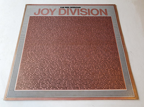 Joy Division – The Peel Sessions