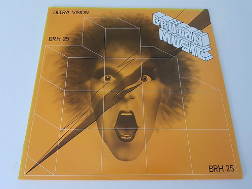 Brian Wade / Barry Upton – Ultra Vision