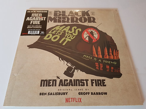 Black Mirror - Men Against Fire - Ben Salisbury & Geoff Barrow