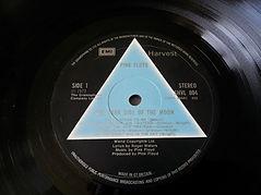 Pink Floyd - DSOTM - Solid Blue