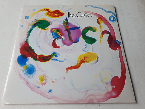 The Cure ‎– Catch