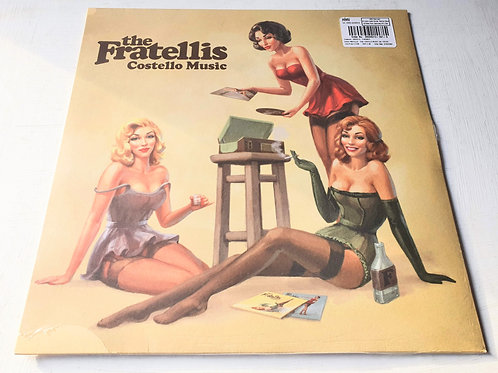 The Fratellis ‎– Costello Music