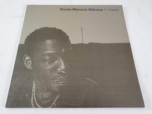 Roots Manuva – Witness (1 Hope)