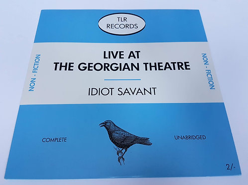 Idiot Savant - Live At The Georgian Theatre