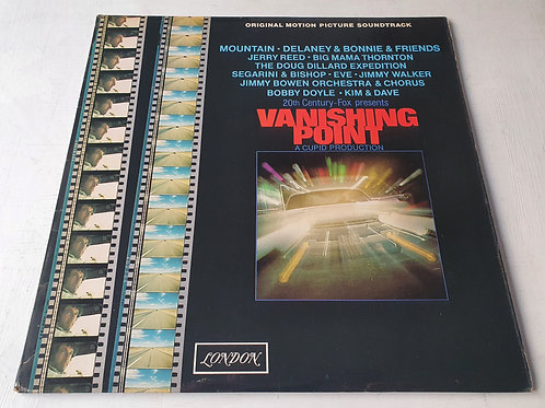 Various ‎– Vanishing Point (Original Motion Picture Soundtrack)