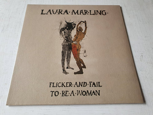 Laura Marling ‎– Flicker And Fail / To Be A Woman