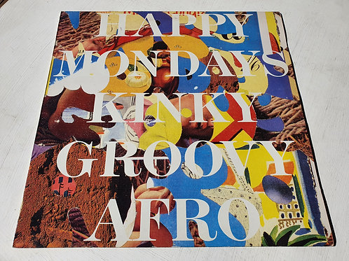 Happy Mondays ‎– Kinky Groovy Afro