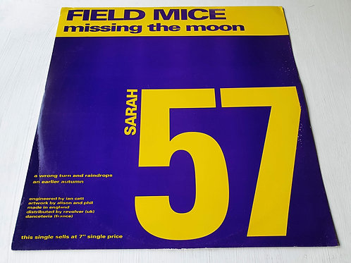 Field Mice – Missing The Moon