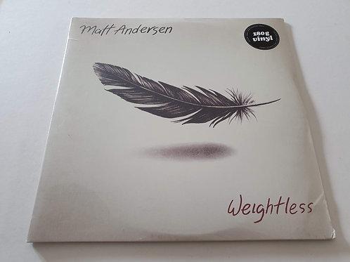 Matt Andersen – Weightless