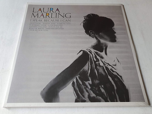 Laura Marling ‎– I Speak Because I Can