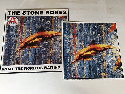 The Stone Roses ‎– What The World Is Waiting For