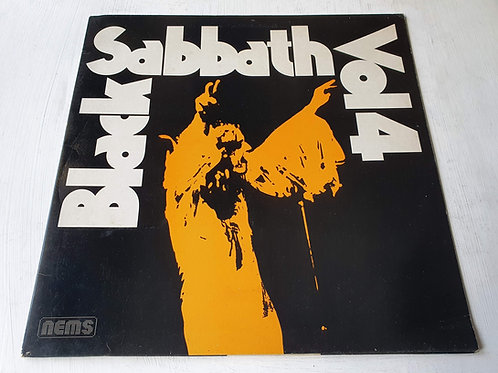 Black Sabbath ‎– Black Sabbath Vol. 4