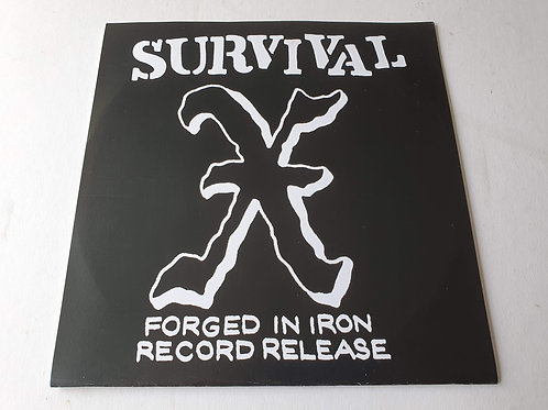 Surival - Forged In Iron