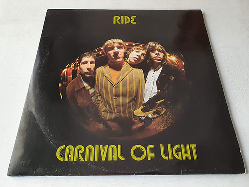 Ride ‎– Carnival Of Light