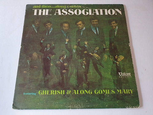The Association – And Then...Along Comes The Association