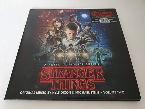 Kyle Dixon, Michael Stein – Stranger Things - Volume Two