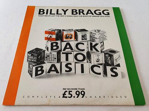 Billy Bragg – Back To Basics
