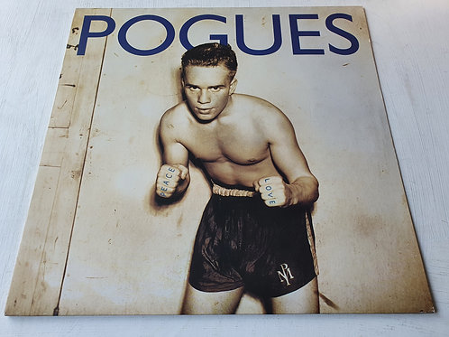 The Pogues – Peace And Love