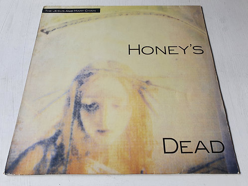 The Jesus And Mary Chain ‎– Honey's Dead