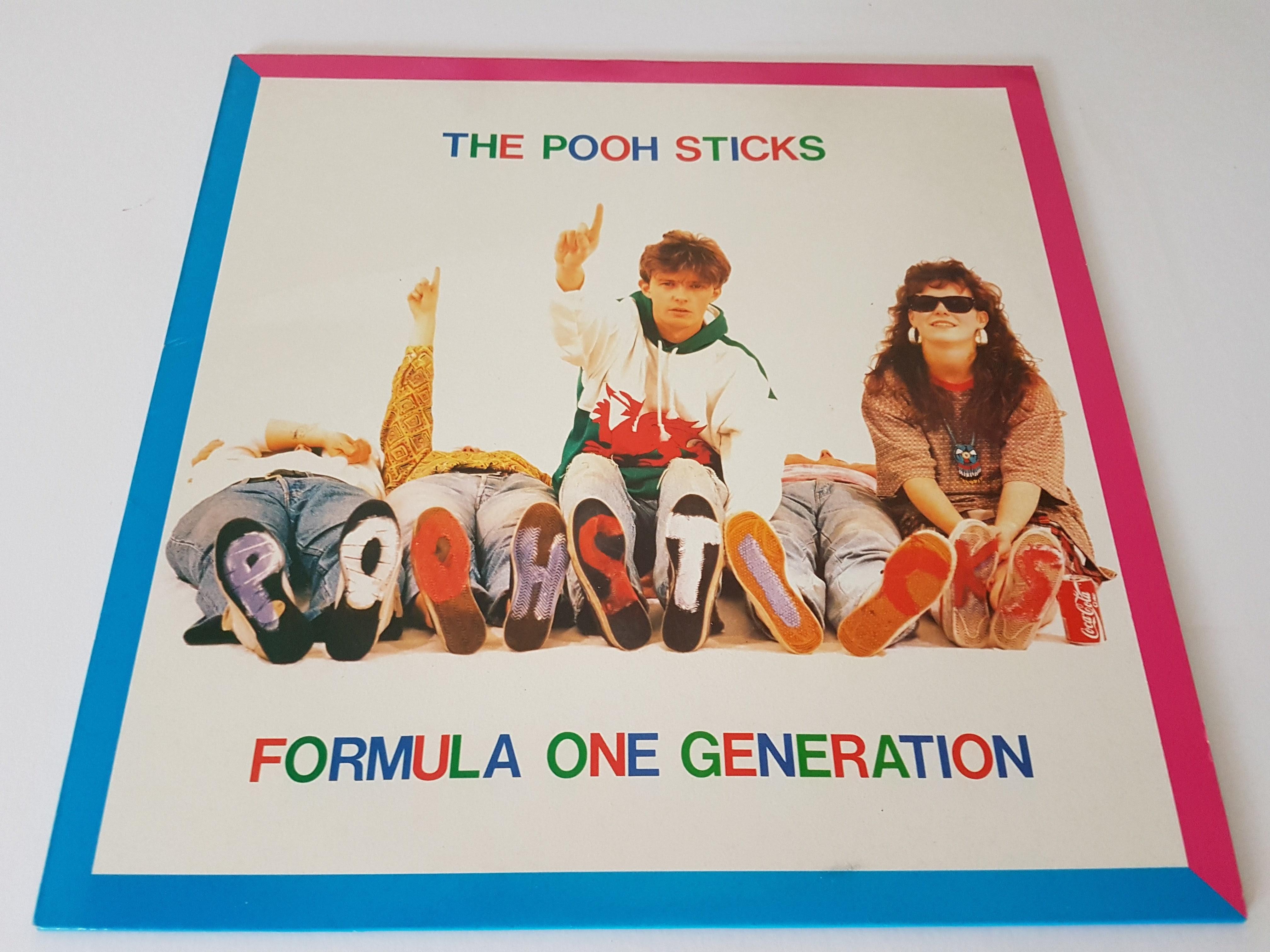 The Pooh Sticks - Formula One Generation
