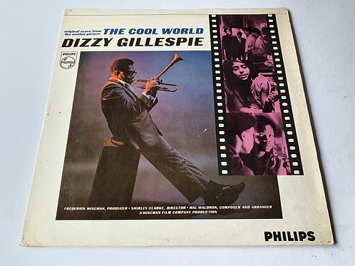 Dizzy Gillespie - The Cool World OST
