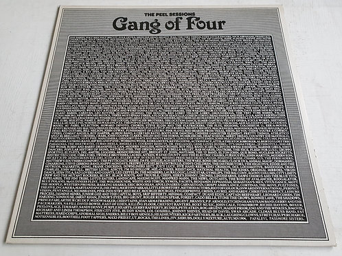 Gang Of Four – The Peel Sessions