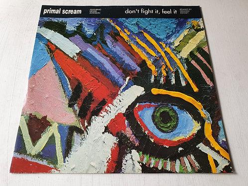 Primal Scream - Don't Fight It, Feel It (Remixed)