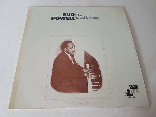 Bud Powell - The Invisible Cage