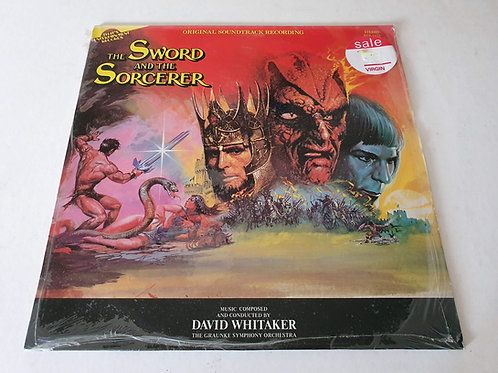 David Whitaker - The Sword And The Sorcerer