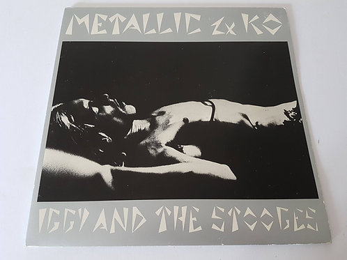 Iggy And The Stooges - Metallic 2xKO