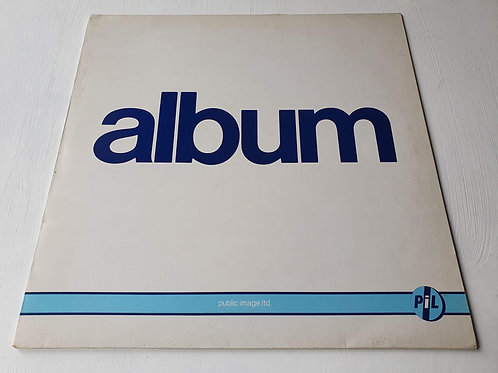 Public Image Ltd. ‎– Album