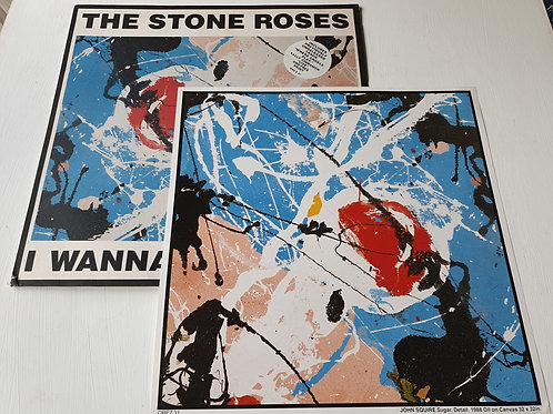 The Stone Roses ‎– I Wanna Be Adored