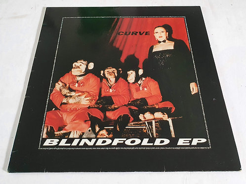 Curve ‎– Blindfold EP