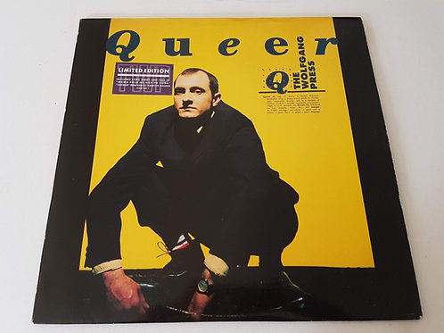 The Wolfgang Press - Queer
