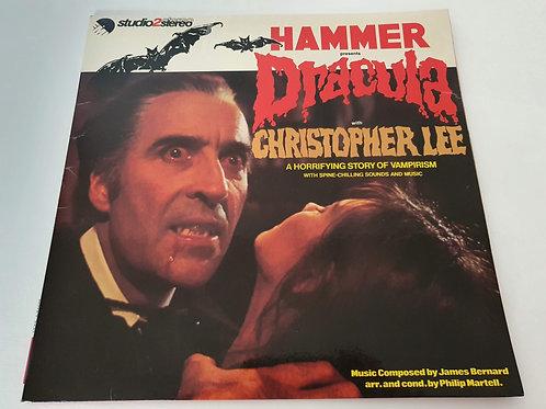 James Bernard With Christopher Lee – Hammer Presents Dracula