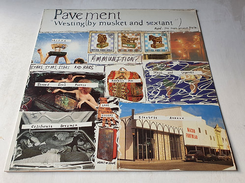 Pavement ‎– Westing (By Musket And Sextant)