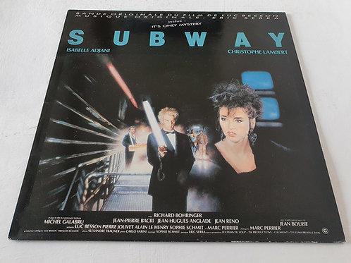 Eric Serra – Subway
