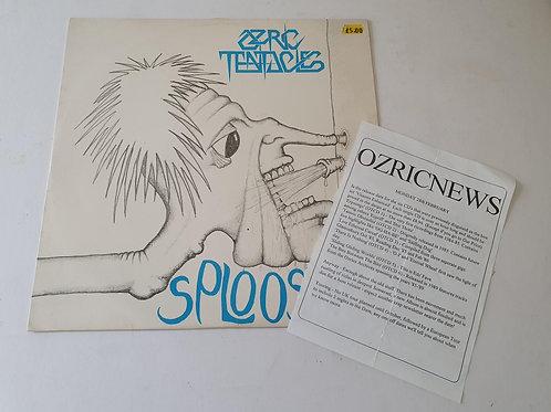 Ozric Tentacles – Sploosh!