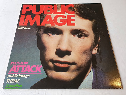 Public Image ‎– Public Image (First Issue)