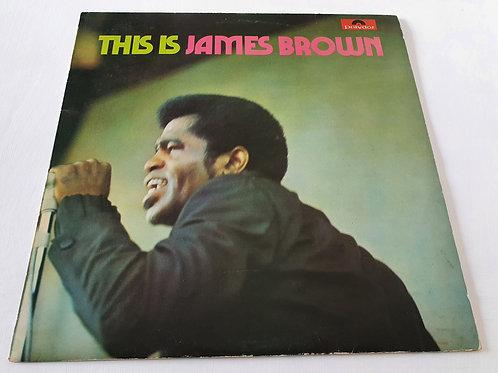 James Brown – This Is James Brown