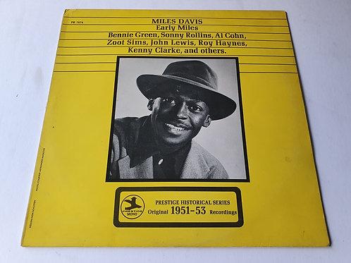 Miles Davis - Early Miles