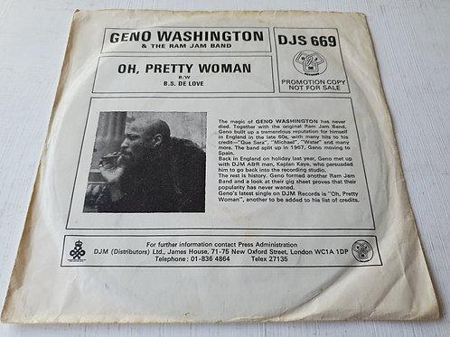 Geno Washington & The Ram Jam Band – Oh, Pretty Woman