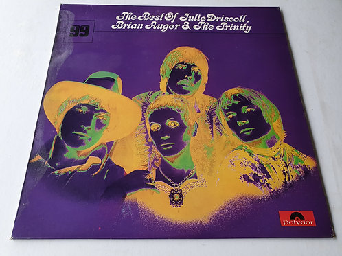 Julie Driscoll, Brian Auger & The Trinity - The Best Of