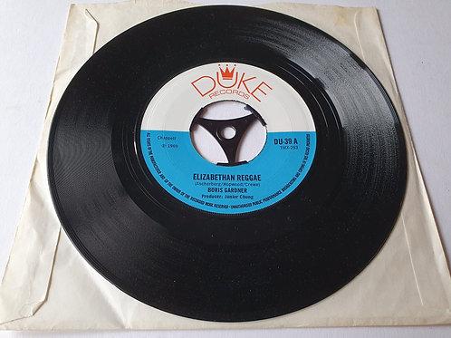 Boris Gardner / Byron Lee - Elizabethan Reggae / Soul Serenade