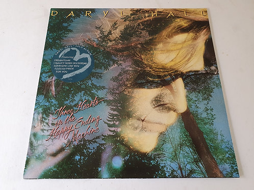 Daryl Hall – Three Hearts In The Happy Ending Machine