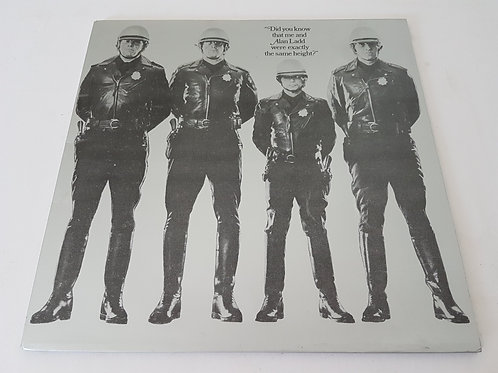Electra Glide In Blue - OST