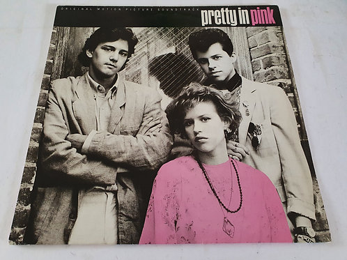 Various ‎– Pretty In Pink - Original Motion Picture Soundtrack